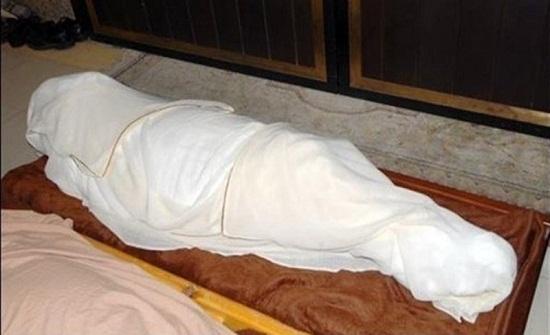 العثور على جثة شخص غربي بلدة الياروت شمال الكرك