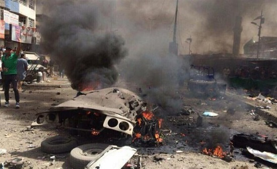 الأردن يدين حادث انفجار سيارة مفخخة في العراق