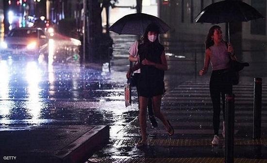 "طوكيو تحت رحمة ""فاكساي"""