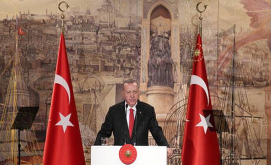 أردوغان: سألتقي بوتين في 22 أكتوبر لإيجاد حل مقبول بشأن المنطقة الآمنة في سوريا