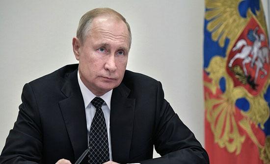 بوتين يقيل 11 جنرالا في أجهزة الأمن