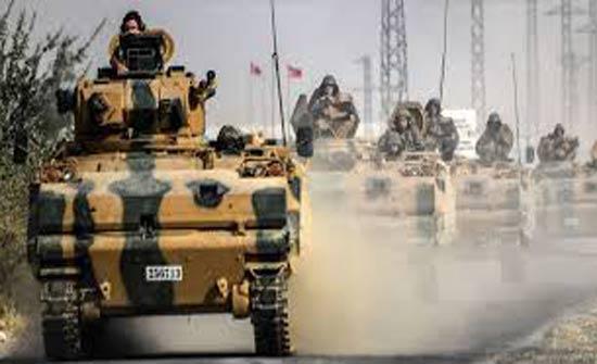 الجيش التركي يعلن تحييد 597 إرهابيا في عملية غصن الزيتون