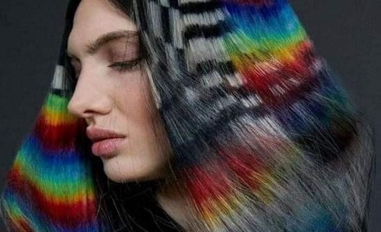بالصور : تسريحات شعر غريبة