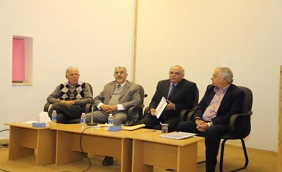 نشاطان ثقافيان في مكتبة الحسين بن طلال باليرموك