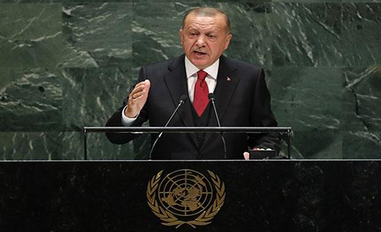 بالفيديو ..أردوغان: امتلاك الأسلحة النووية يجب أن يكون مسموحا للجميع أو ممنوعا للجميع