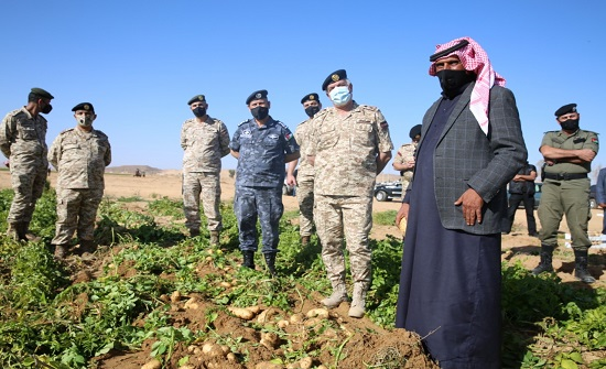رئيس هيئة الأركان : القوات المسلحة مستمرة في مساندة كافة القطاعات