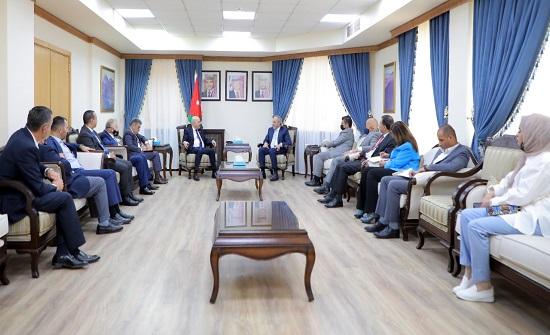 خارجية النواب تؤكد أهمية تشجيع الاستثمار بين الأردن والعراق