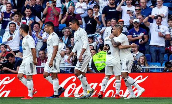 غيابات بالجملة في قائمة ريال مدريد لمواجهة إسبانيول