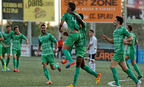 فريق درجة ثالثة يقصي أتلتيكو مدريد من كأس الملك