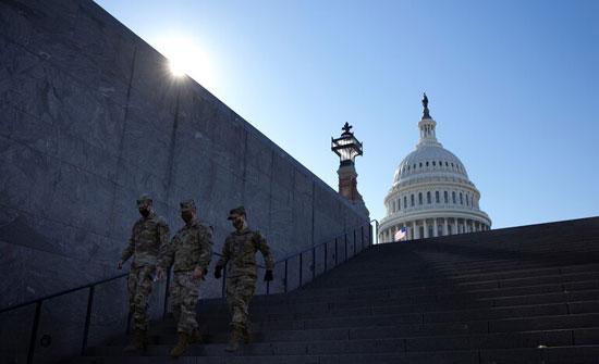 شرطة الكونغرس تطلب من البنتاغون تمديد مهمة الحرس الوطني في الكابيتول