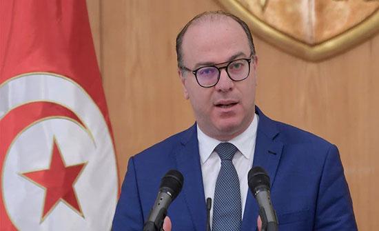 بعد ساعات من استقالته.. الفخفاخ يقيل وزراء النهضة