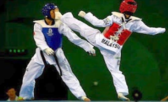 منتخب التايكواندو يحصد 5 ميداليات ذهبية ببطولة بيروت