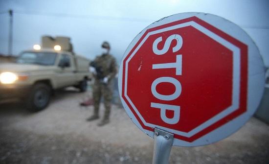بدء رفع العزل وحظر التجول عن مناطق في محافظات