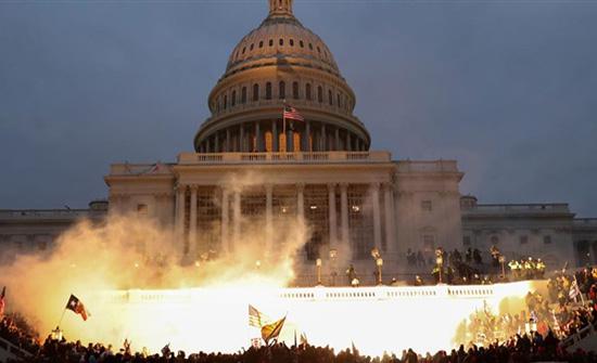 عقوبات صارمة.. وزارة العدل الأمريكية تكشف مصير مقتحمي الكونجرس