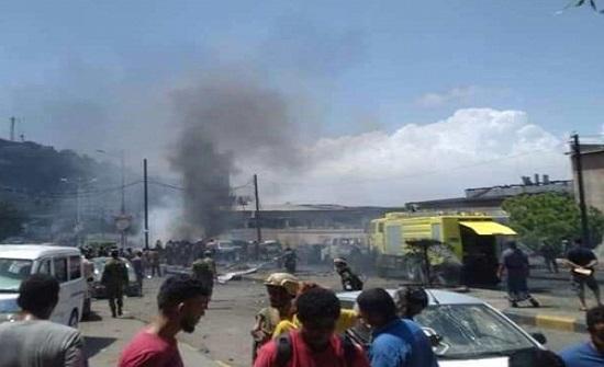 الخارجية تدين الهجوم الإرهابي على موكب محافظ عدن ووزير الزراعة