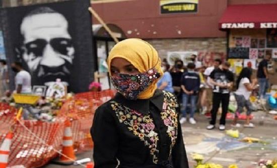 الهان عمر : سماح العالم بما تقوم به إسرائيل وإفلاتها من العقاب يجب أن يتغير