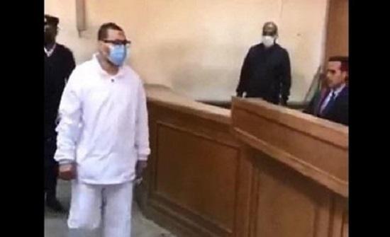 المتحرش بطفلة المعادي يفاجئ القاضي! - فيديو