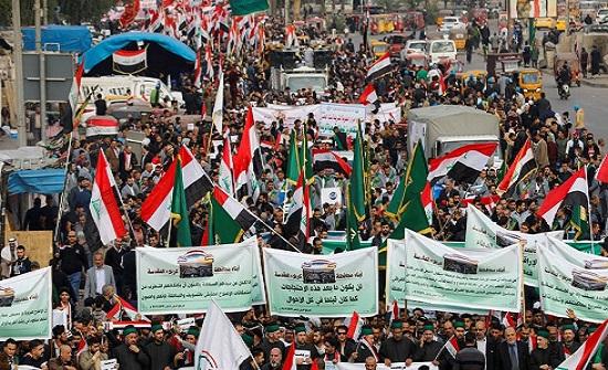 العراق.. مفوضية حقوق الإنسان تحذر من انفلات الوضع الأمني