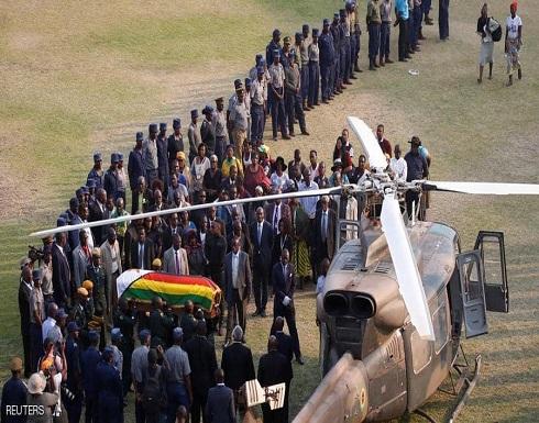 "زيمبابوي.. جثمان موغابي سيدفن ""خلال 30 يوما"""