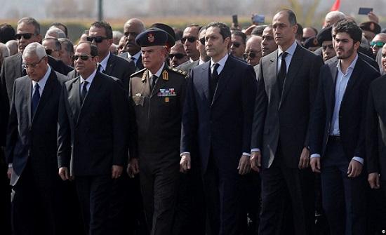 """""""جنازة الرئيس عبد الفتاح"""".. زلة مذيعة مصرية تشعل تويتر"""