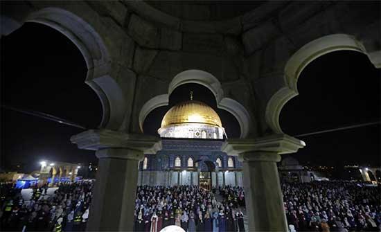 """""""ملتقى البرلمانيات الأردنيات"""" يدين اقتحام الاحتلال الإسرائيلي لـ""""الأقصى"""""""