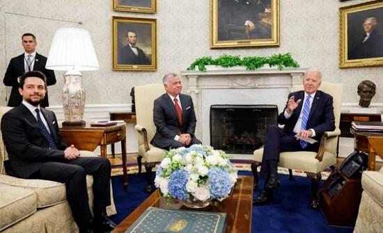 الأخبار المصرية: زيارة الملك لواشنطن أعادت الاعتبار الى دور الأردن الإقليمي