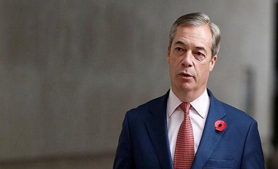 زعيم حزب بريكست يقرر عدم خوض الانتخابات البريطانية المقبلة