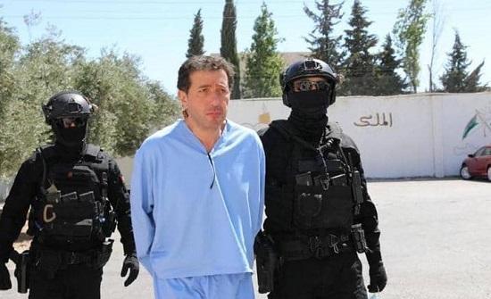 مصدر قضائي يرد على ادعاءات عوض الله حول تعذيبه