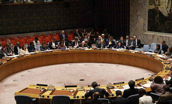 """فيتو أمريكي و روسي يحبط بيانا بمجلس الأمن ضد """"نبع السلام"""""""