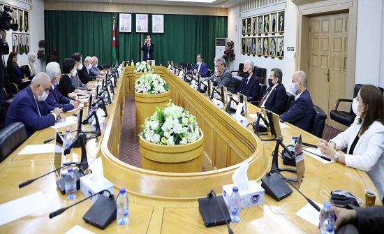 الصداقة الأردنية الصينية في الأعيان تبحث تعزيز التعاون مع الصين