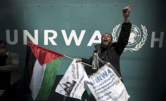 دعوة إسرائيلية لإغلاق الأونروا وتوطين اللاجئين الفلسطينيين