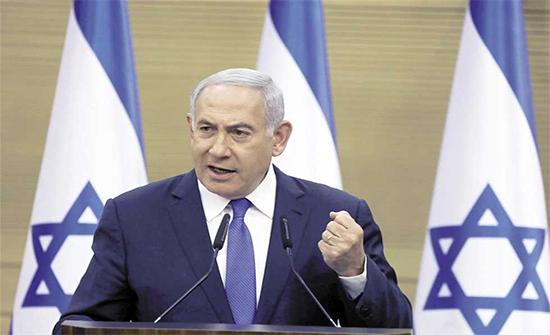 """مشاورات تشكيل الحكومة الإسرائيلية.. حزب """"أزرق- أبيض"""" يتهم نتنياهو بالمراوغة"""