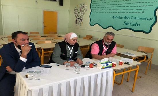 """""""عمان العربية"""" تشارك في تحكيم المسابقة الوطنية السادسة عشر للروبوت"""