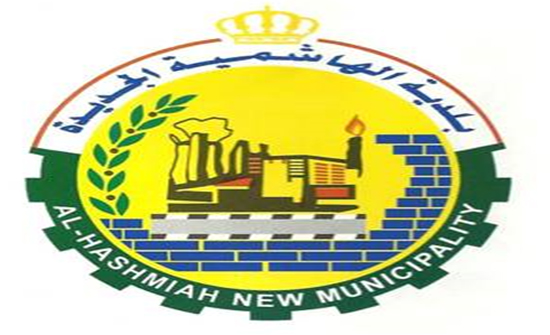 رئيس بلدية الهاشمية يتفقد سير العمل في الحي الشرقي بالهاشمية