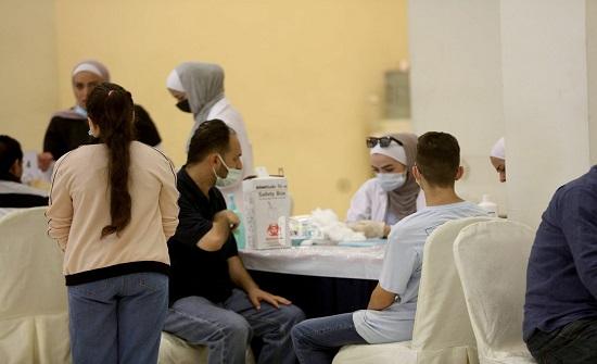 قوائم بمراكز التطعيم ليوم الخميس