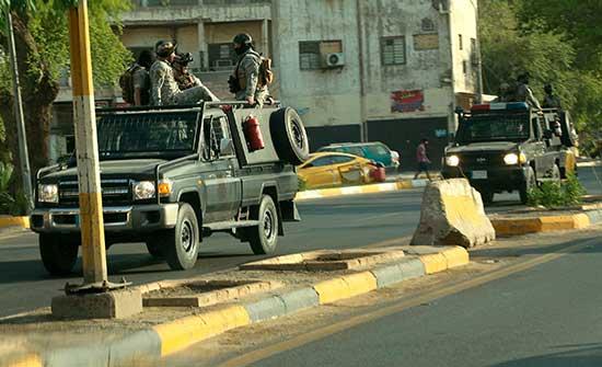 العراق.. إحباط مخطط إرهابي بدراجة نارية مفخخة بالأنبار