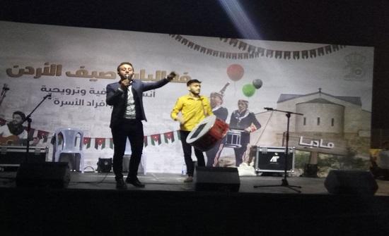 فعاليات صيف الأردن في مادبا