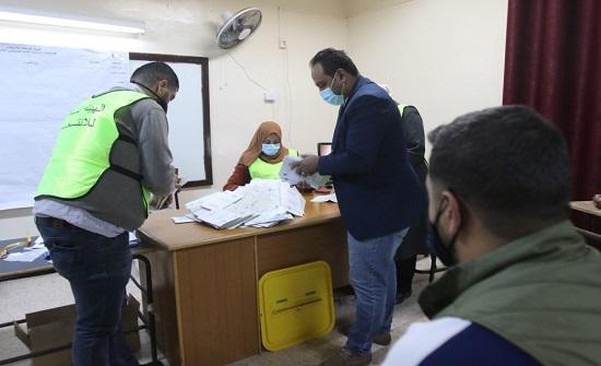 الهيئة المستقلة للانتخاب: مراكز اقتراع شارفت على الانتهاء من عملية الفرز