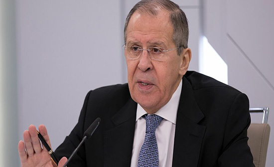 """لافروف: العلاقات بين موسكو وطهران لن تعتمد على """"نزوات"""" الولايات المتحدة"""