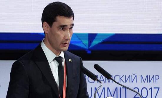 رئيس تركمانستان يعين نجله نائبا لرئيس الوزراء