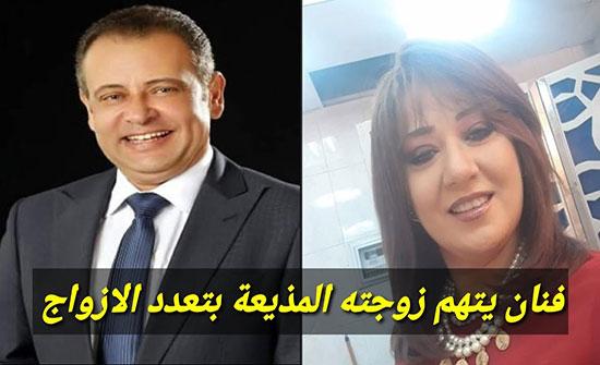 اتهام إعلامية مصرية شهيرة رانيا الجبالي بالجمع بين زوجين