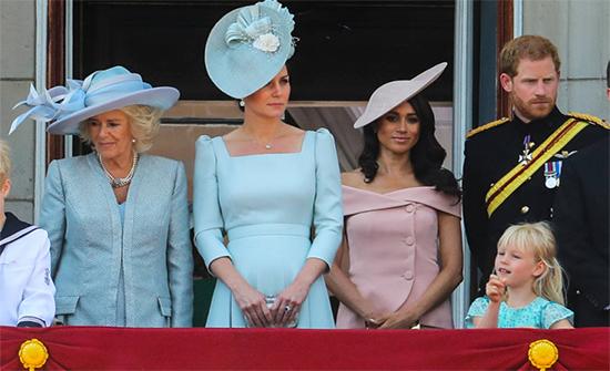 بعد اعترافها بأنها «ليست على ما يرام».. كيت ميدلتون «تبذل قصارى جهدها» لدعم الأمير هاري وميغان