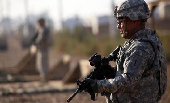 سقوط 3 صواريخ على قاعدة التاجي ببغداد التي تشغلها القوات الأميركية