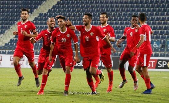 أولمبي الأردن يهزم العراق ويحل ثالثًا ببطولة دبي