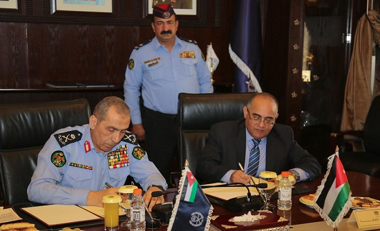 توقيع اتفاقيتي تعاون بين مديرية الأمن العام ووزارتي الثقافة والشباب