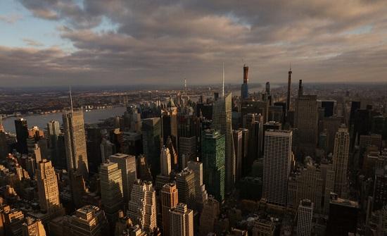 عمدة نيويورك: عدد الوفيات بفيروس كورونا في المدينة بلغ 60 شخصا وحصيلة الإصابات تجاوزت 8 آلاف