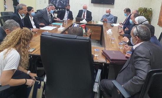 توقيع اتفاق أردني إسرائيلي لشراء كميات مياه إضافية