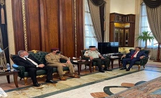 الحنيطي يصل بغداد في زيارة رسمية