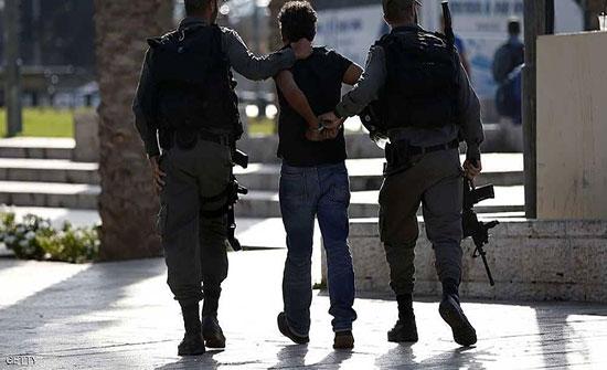 الاحتلال الاسرائيلي يعتقل 17 فلسطينيا بالضفة الغربية