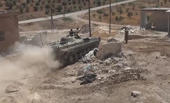 إدلب: المعارك مستمرة رغم وقف إطلاق النار